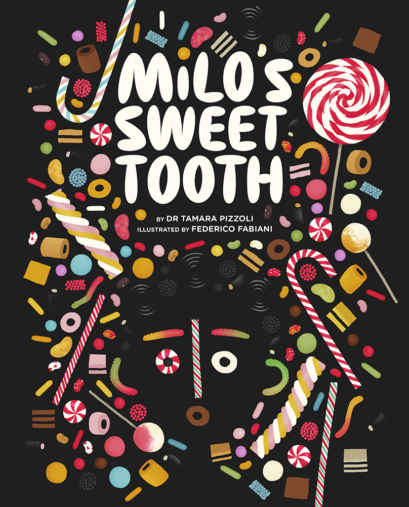 Milo's Sweet Tooth Cover